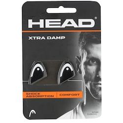 ANTIVIBRADOR HEAD XTRA DAMP - 2 UNIDADES - PRETO/BRANCO - 79109231