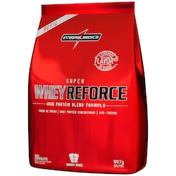 Whey Protein Integralmédica Nutri Whey Protein - Chocolate - Refil 907g