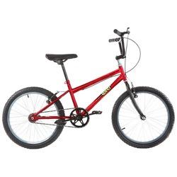 Bicicleta Oxer Pump 360 - Aro 20 - Freio V-Brake - Infantil - VERMELHO