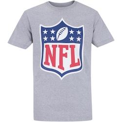 CAMISETA NEW ERA LOGO NFL - MASCULINA - CINZA CLARO - 815639BL ed952fd55b606
