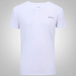 Camiseta Asics M Core Basic SS - Masculina - BRANCO