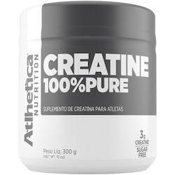 Creatina Atlhetica 100% Pure - 300g