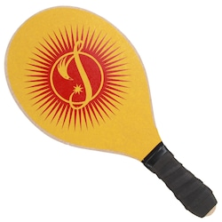 raquete-de-frescobol-impar-sports-alto-impact-amarelovermelho
