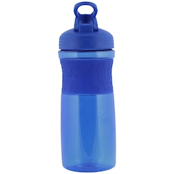 Squeeze Oxer Bottle Silicon - AZUL