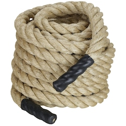 Corda Naval Sisal Oxer - MARROM CLARO