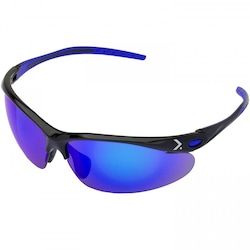 Óculos para Ciclismo Oxer HS14010 - Adulto - PRETO/AZUL