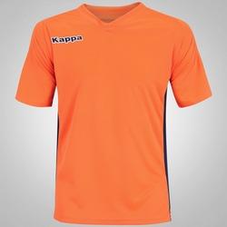 Camisa de Goleiro Kappa Thyng - Masculina - LARANJA