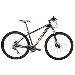 Mountain Bike Oxer XR300 - Aro 29 - Freio a Disco - Câmbio Traseiro Shimano Deore - 30 Marchas - PRETO