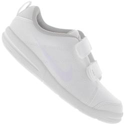 Tênis Nike Pico Lt - Infantil - Branco/Cinza Claro