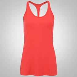Camiseta Regata Nike Get Fit - Feminina - VERMELHO