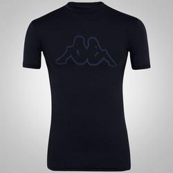Camisa de Compressão Kappa Bevilacqua - Masculina - PRETO