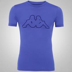 Camisa de Compressão Kappa Bevilacqua - Masculina - AZUL