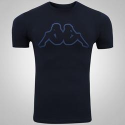 Camisa de Compressão Kappa Bevilacqua - Masculina - AZUL ESCURO