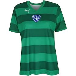 Camisa do Paysandu Edição Especial Puma - Feminina - VERDE