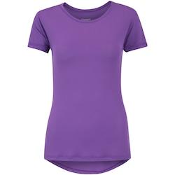 Camiseta Campeão Oxer Jogging New - Feminina - ROXO/CINZA CLA