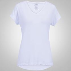 Camiseta Oxer Classic New - Feminina - BRANCO
