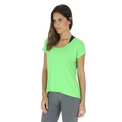 Camiseta Oxer Classic New - Feminina - VERDE
