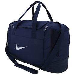 Mala Nike Club Team Swoosh Duff - AZUL ESC/BRANCO