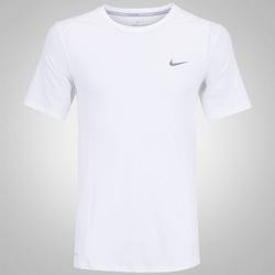 Camiseta Nike DF Miler - Masculina - BRANCO