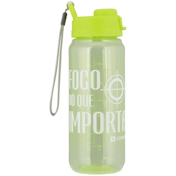 Squeeze Oxer Pro Frases - 600ml - VERDE CLARO