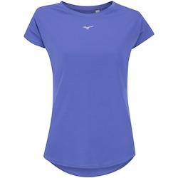 Camiseta Mizuno Wave Run - Feminina - ROXO