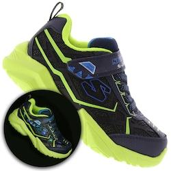 tenis-skechers-s-lights-broozer-infantil-azul-escuro