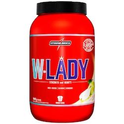 Whey Protein Integralmédica W-Lady - Pêra - 907g