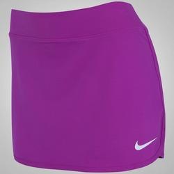 Short Saia Nike Pure - Feminino - ROXO