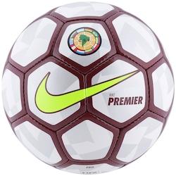 Bola de Futebol de Campo Nike Premier CSF - BRANCO/VINHO