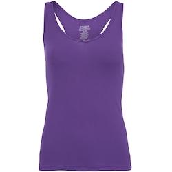 Camiseta Regata Oxer Campeão Classic - Feminina - ROXO