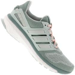 Tênis adidas Energy Boost 3 - Feminino - VERDE CLARO