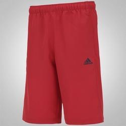 bermuda-adidas-essentials-chesea-masculina-vermelho
