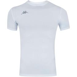 Camisa de Compressão Kappa Embrace - Masculina - BRANCO
