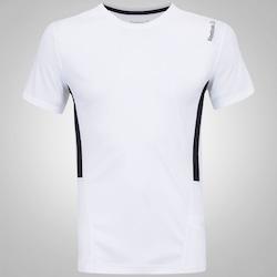 Camiseta Reebok Wor Tech - Masculina - BRANCO