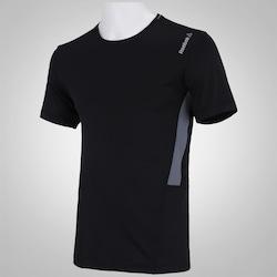 Camiseta Reebok Wor Tech - Masculina - PRETO