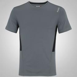 Camiseta Reebok Wor Tech - Masculina - CINZA
