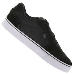 Tênis DC Shoes Anvil 2 LA - Masculino - PRETO/PRATA