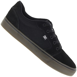 Tênis DC Shoes Anvil 2 LA - Masculino - PRETO/MARROM