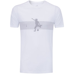 Camisa Topper Futebol Trivela III - Masculina - BRANCO