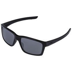 Óculos de Sol Oakley Mainlink Iridium OO9264 - Unissex - PRETO