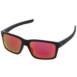 Óculos de Sol Oakley Iridium Polarizado - Unissex - PRETO