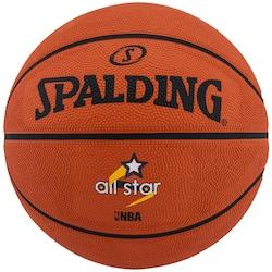 f75a26eba8 Bola de Basquete Spalding NBA All Star Games - LARANJA