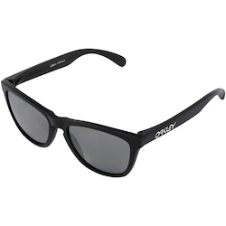 óculos De Sol Oakley Frogskins Iridium Polarizado 24 - Unissex - Preto ac7b4e96f6