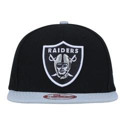 Boné Aba Reta New Era Oakland Raiders Nfl - Snapback - Adulto - Preto 75c44800ce2