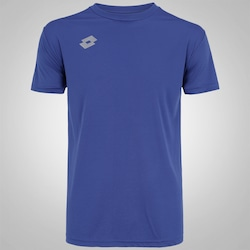 Camisa Lotto Brodsy Poli - Masculina - AZUL