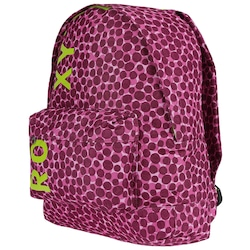 Mochila Roxy Sugar Baby Dot On Dots - Rosa/Verde Cla