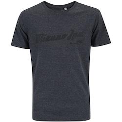 Camiseta Mizuno Naram - Masculina - CINZA ESCURO