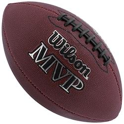 Bola de Futebol Americano Wilson MVP - MARROM