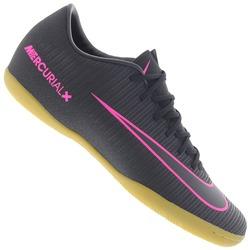 Chuteira Futsal Nike Mercurial Victory VI IC - Adulto - PRETO