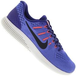 Tênis Nike Lunarglide 8 - Masculino - AZUL/PRETO